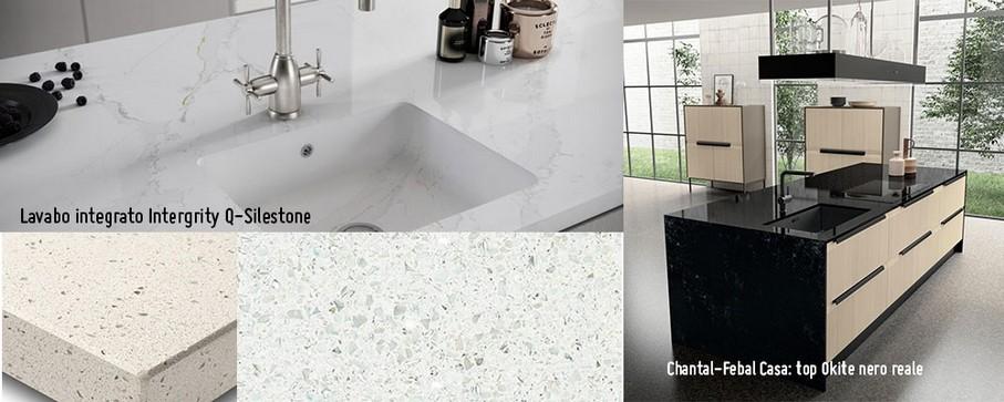 Materiali per la cucina: scegliere il top giusto - Interior ...